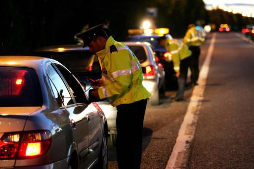 'The report into the scandal, led by Assistant Commissioner Michael O'Sullivan, discovered evidence of almost 1.5 million breath tests which were not carried out' (stock photo)