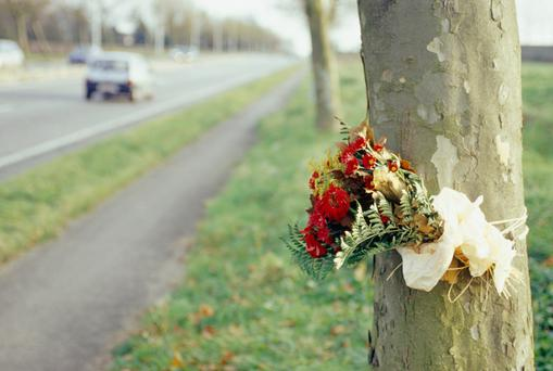 Those killed in road accidents will be remembered