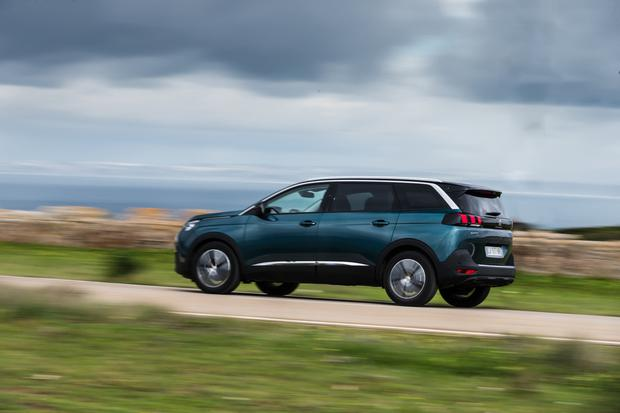 Peugeot 5008 SUV seven-seater