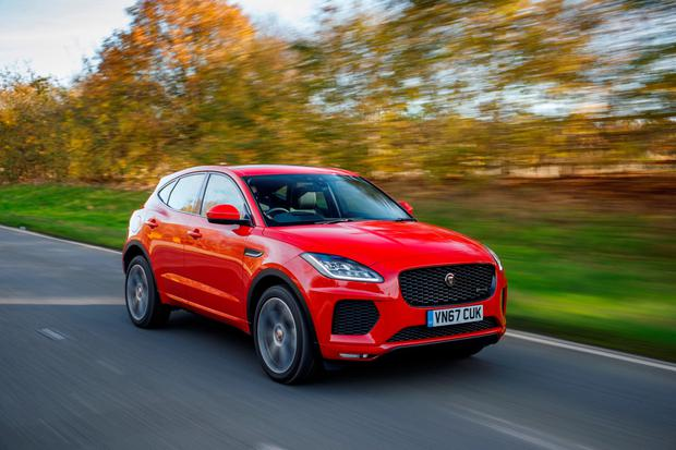 Posh-meets-mainstream: Jaguar E-Pace