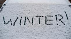 Winter motoring - don't get caught out by extreme weather