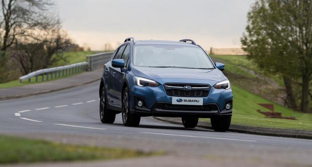 Subaru aims to be fastest growing brand can new XV