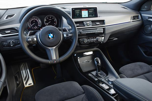 The interior is smart and comfortable