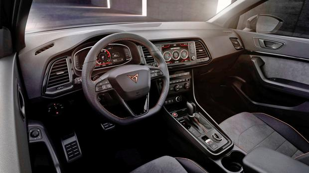 Used Seat Ateca >> SEAT's Cupra brand gets to stand on own four wheels - but how will it really fare? - Independent.ie