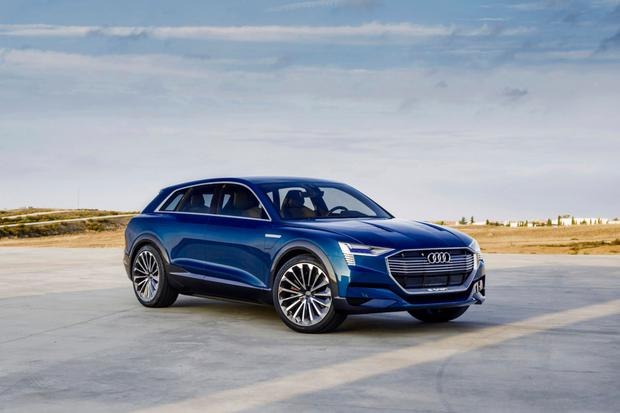Audi Opens Online Booking For Early First Electric Car - Audi ireland