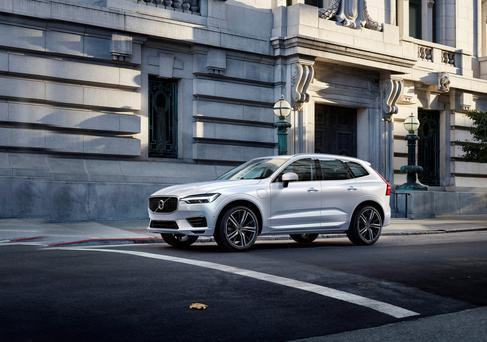 Volvo XC60 is a winner alright