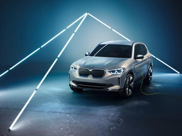Unveiled: BMW iX3