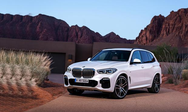 Bmw X5 Third Row >> First Look Bigger Bmw X5 Starting From 94 325 And You Can Order