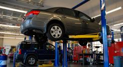'Having someone look over your car each year is a good thing from a mechanical and safety perspective'