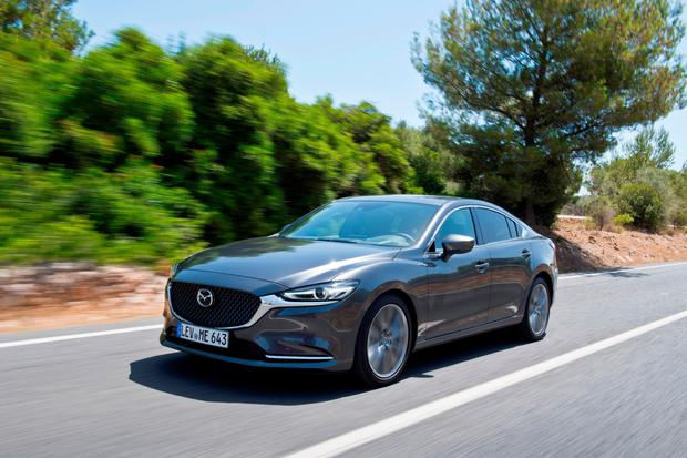 'Injection of premium': Mazda6