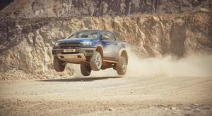 Lots of power: Ford Raptor