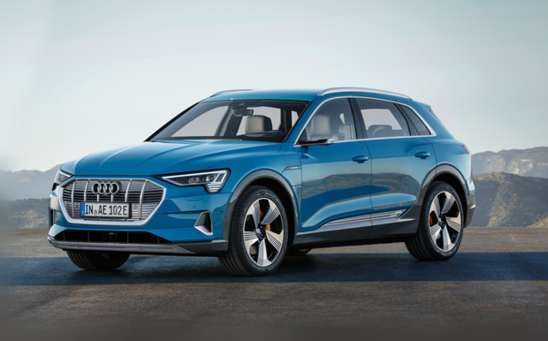Audi E Tron Ready For Road Independent Ie