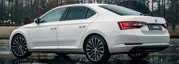 'Exceptional piece of work': Skoda Superb L&K