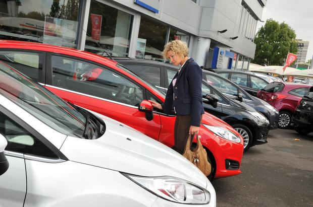 There are plenty of options to consider when buying a new car