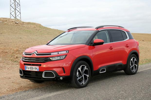 citroen tries to take the rough with the smooth in new c5 aircross suv. Black Bedroom Furniture Sets. Home Design Ideas