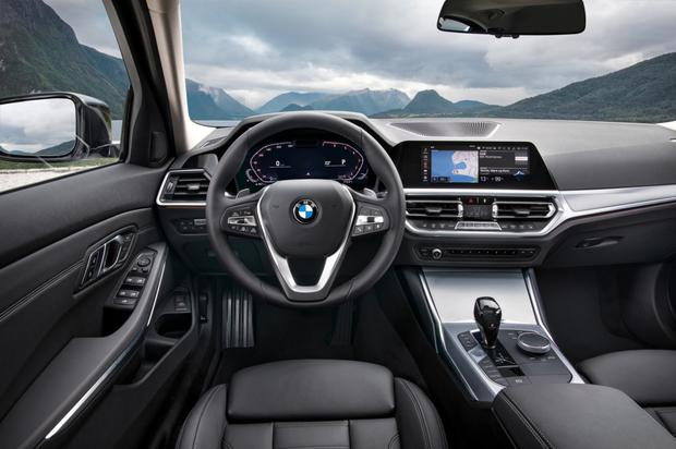 BMW 3-Series interior