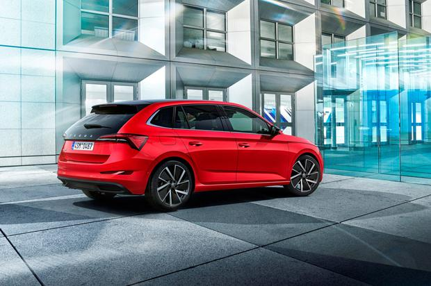 'Shape of the future': Skoda Rapid