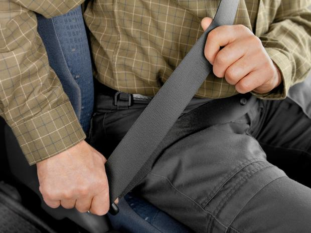 Seatbelt - over a quarter of those killed on the road weren't wearing one