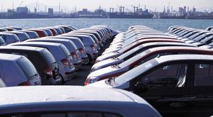 Last year, more than 100,000 used cars were imported from the UK – the majority of them diesel. Getty Images