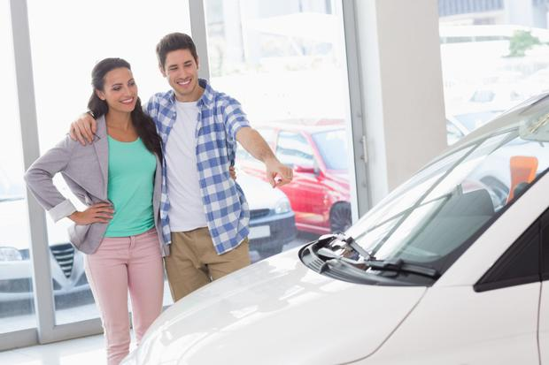 It takes on average two months to buy a car