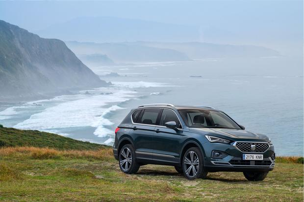 Just in time: SEAT Tarraco