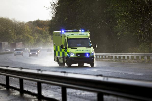 Emergency services are at the scene. Stock photo: Getty Images