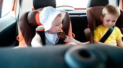Most vulnerable road users - children