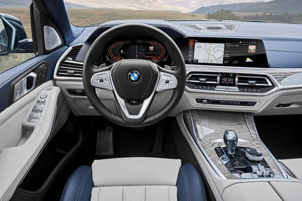 BMW X7: 'I loved the dash and the interactive screen'