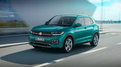 VW T-Cross: 'a bit of smart drive and style'