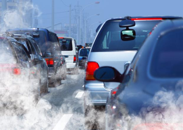 'There has been an upturn in the average CO2 emissions of new vehicles'