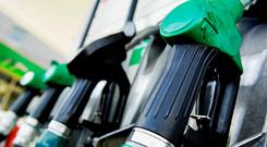 Petrol in Ireland contains 5pc ethanol, which is expected to rise to 10pc by 2020. Stock Image