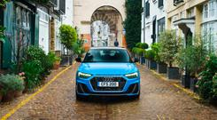 'Handy, neat and zippy': Audi A1