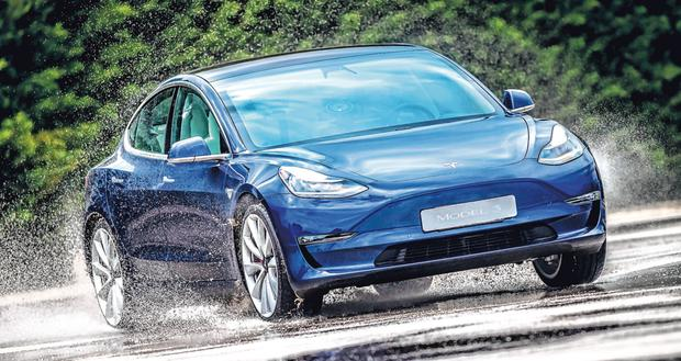 Is this Tesla Performance a powerhouse game-changer? - Independent ie