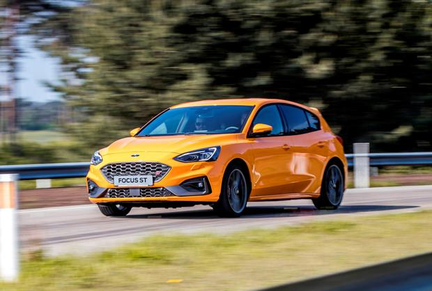 Why New Focus St Can Be Fast Furious Or Family Drive Sedate