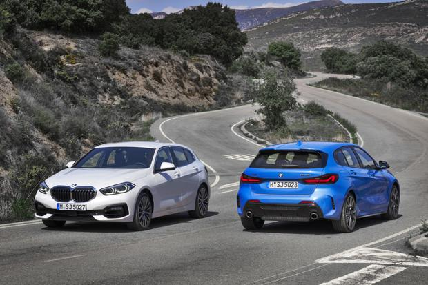 BMW 1-series: here end of September