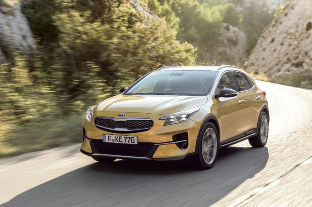 'Sporty alternative': Kia XCeed
