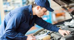 Test drive: Applus+ oversees 1.6 million NCT inspections annually (stock picture)