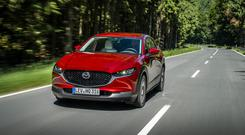 Just in: Mazda's compact SUV, the CX-30