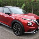 Compact crossover: Nissan Juke