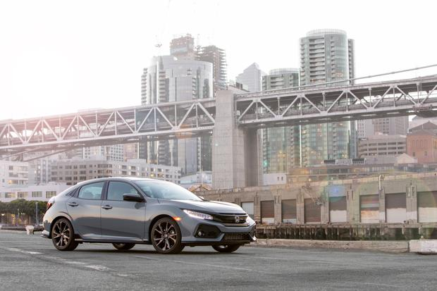 Premium: 'If I had €30,000 to spend on a hatch, I would be straight into my nearest Honda dealer for a Civic.'