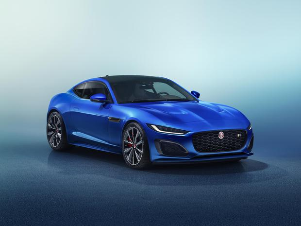 Revised Jaguar F-Type: Jaguar insists the 'distinctive crackle and pop' that makes driving this such fun will remain