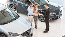 The survey found that 28pc of people are planning to buy a car in the next 12 to 18 months