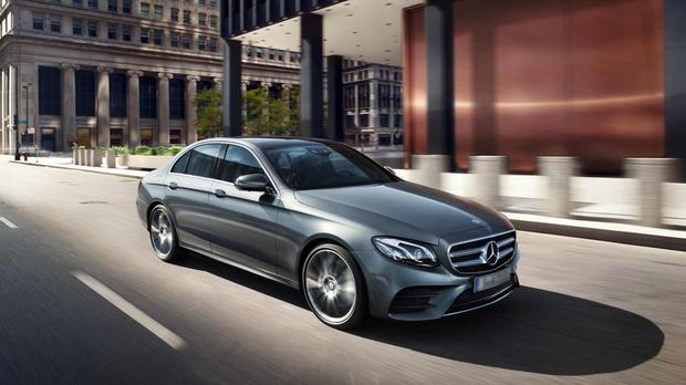 Stick with the Merc: why buying a fresh E-Class Mercedes early in the new year makes lots of sense