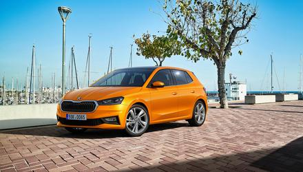 The fourth-generation Skoda Fabia, which was unveiled this week
