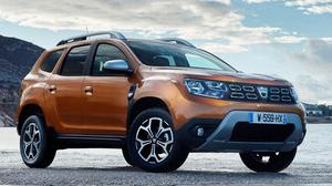 The Dacia Duster has quite a stance and starts from just €18,795