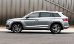 Stock check: Skoda's new online facility will cut waiting times for popular models like the Kodiaq