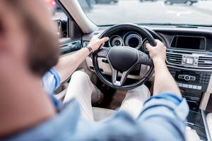 Drive safely: Keeping away from your phone while you drive can have incentives with the 'Face it Down' app