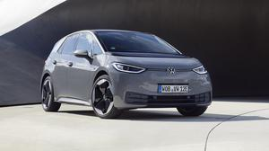 Volkswagen ID3 was the top selling fully electric car in August 2021