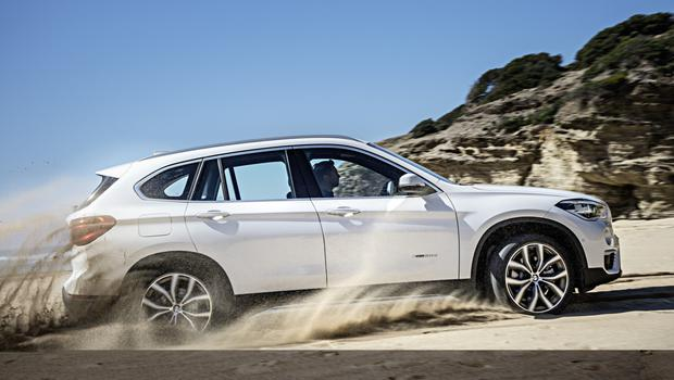 BMW X1: due here in October
