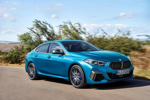 The 2-series Gran Coupe: Its debut completes line-up for BMW